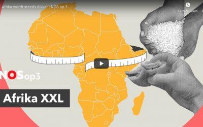 Afrika wordt steeds dikker