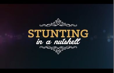 What is stunting?